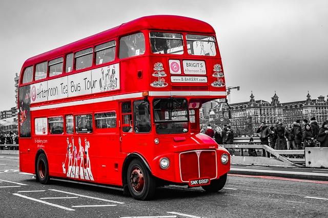 londýnský double decker