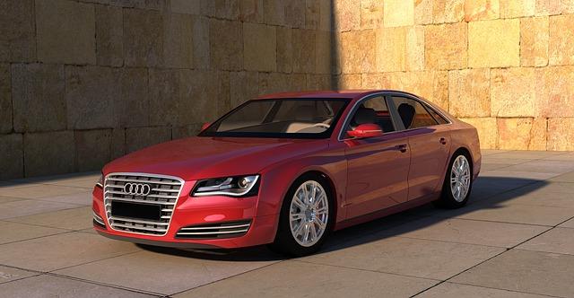 Luxusní auto