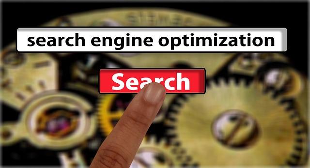 spuštění optimalizace pro vyhledávače